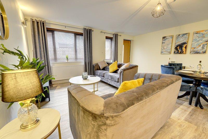 ⭐️ Morgan's Retreat - Perfect for Professionals ⭐️, holiday rental in Follifoot