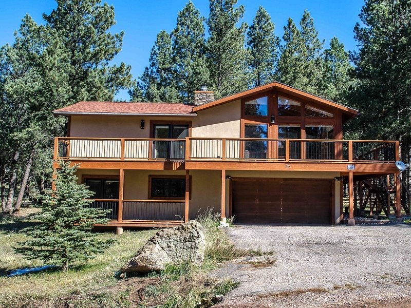 Alta House, holiday rental in Angel Fire