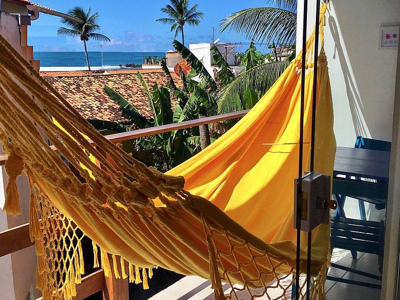 Flats Morro de São Paulo - Flat Especial - 40m da Praia e do Centro, location de vacances à Guaibim