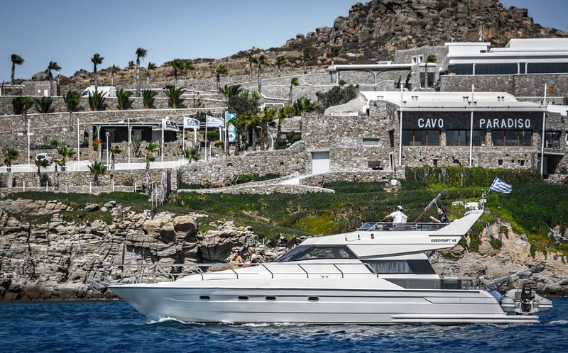 mlc yachts happiness, casa vacanza a Tourlos