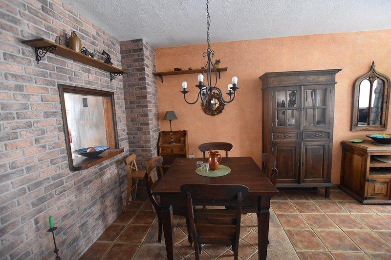 Casa Manus - Haus am Meer/Strand, WiFi, kinderfreundl., Terrasse - tolle Lage, alquiler de vacaciones en Alcalá