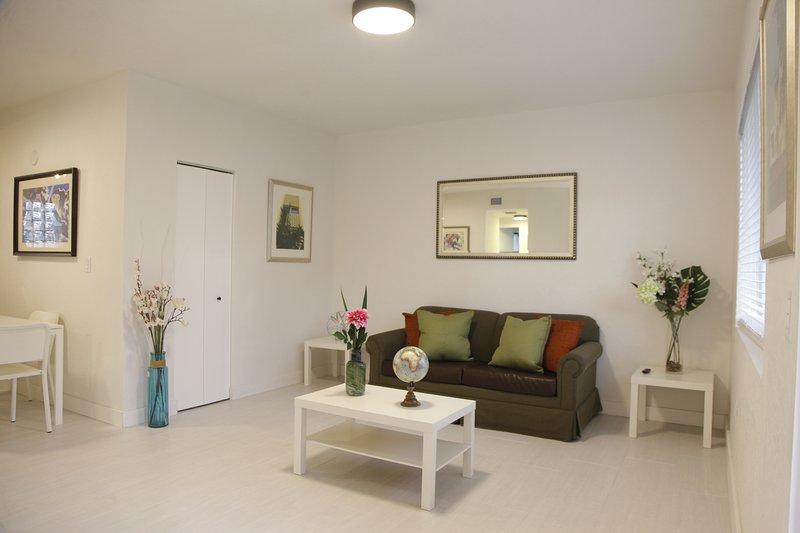 Miami Designer Apartment in the Upper East-Side #3, alquiler vacacional en Miami Shores