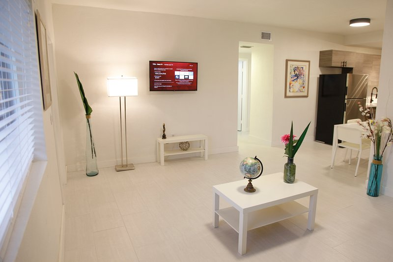 Miami Designer Apartment in the Upper East-Side #2  Change listing, holiday rental in Miami Shores