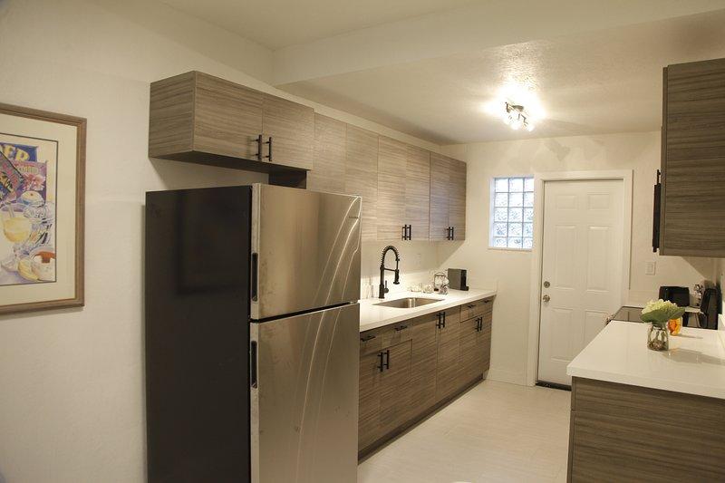 Miami Designer Apartment in the Upper East-Side #5, alquiler vacacional en Miami Shores