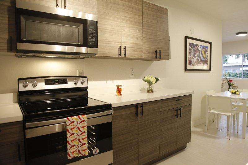 Miami Designer Apartment in the Upper East-Side #4, alquiler vacacional en Miami Shores