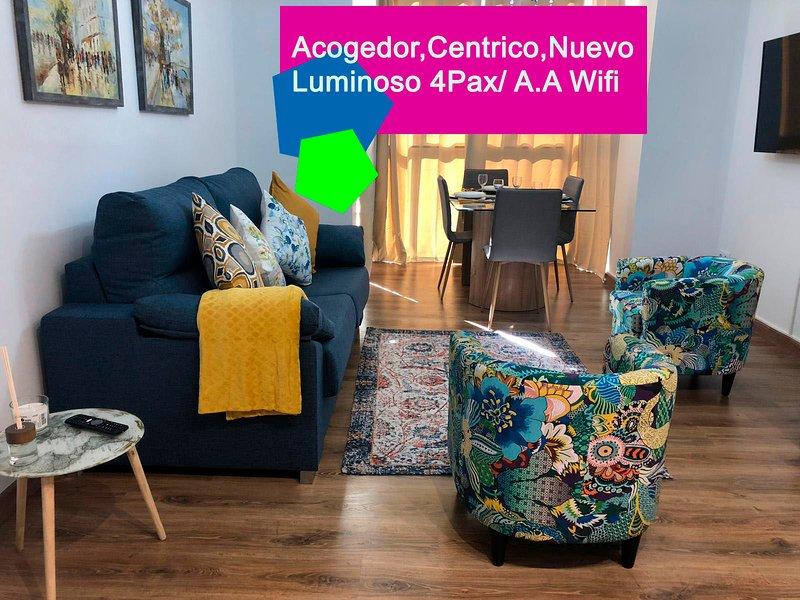 Apartamento Centrico Muy Bien Ubicado, holiday rental in Montserrat