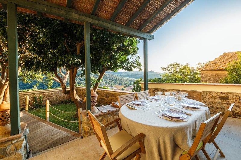 Residenza Vittoria, alquiler vacacional en Castagneto Carducci
