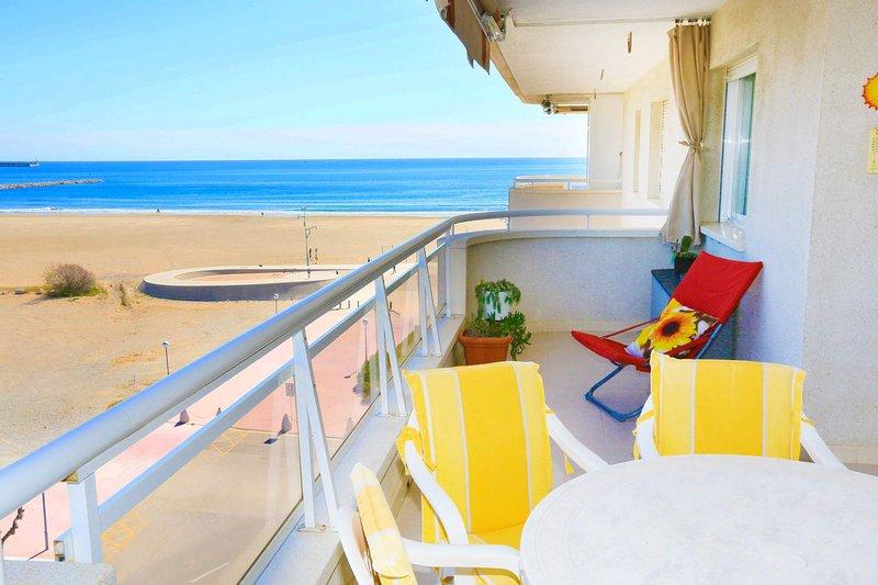 Apartamento  para 6 personas en La Pineda(280282), alquiler de vacaciones en Esplugues de Llobregat