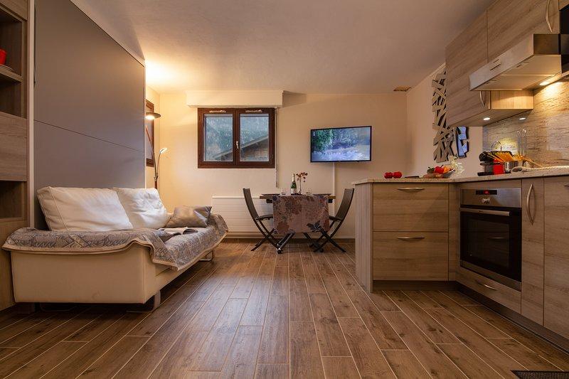 Appartamento rinnovato per 5