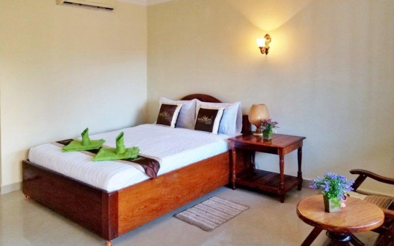 Angkor Bosky Hotel (Double Room), location de vacances à Sueydongkorn