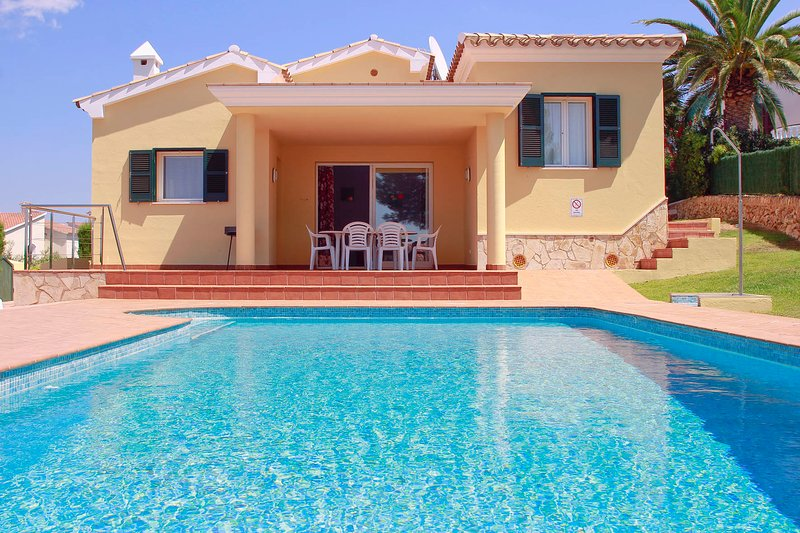 V155 | Villa Llebeig, holiday rental in Santo Tomas