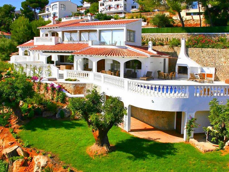 Villa Maitreya, alquiler vacacional en Son Bou