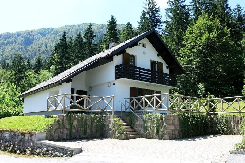 Villa Belica, holiday rental in Bohinjsko Jezero