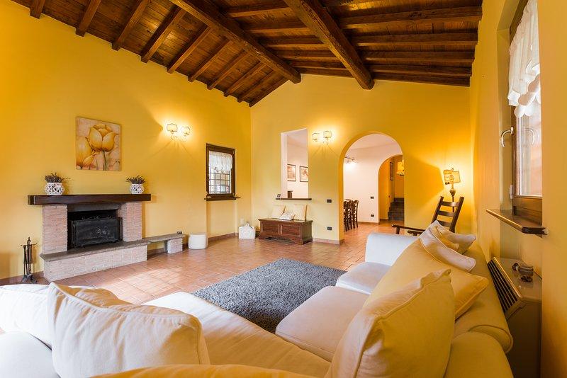Maison de Rita, vacation rental in Monterosi