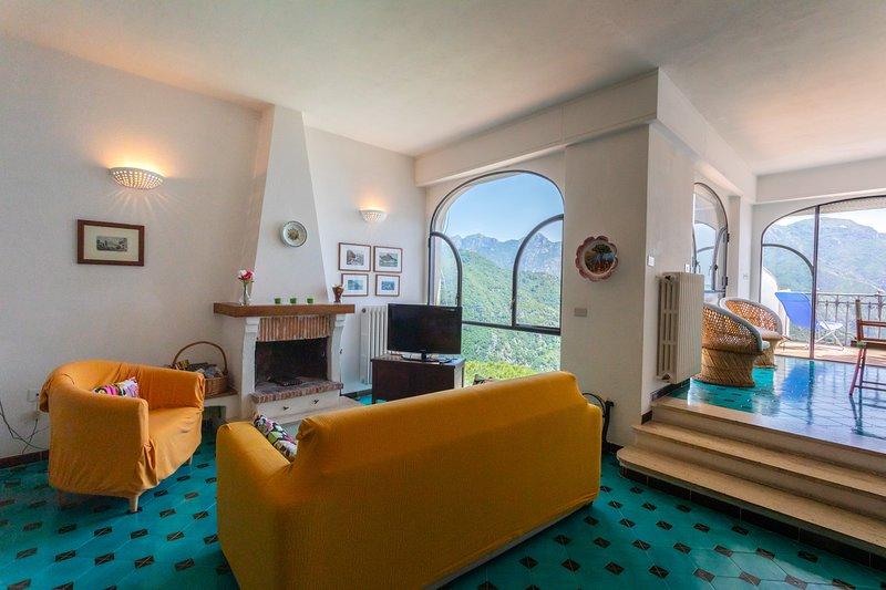 Casa Pisano – semesterbostad i Ravello