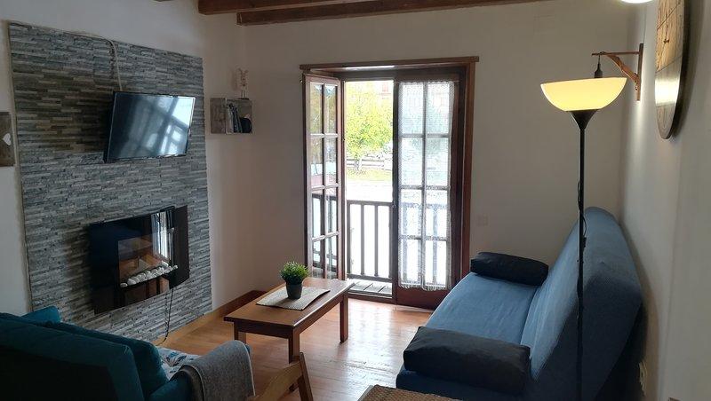 Encantador estudio cerca de pistas, location de vacances à La Torre de Cabdella