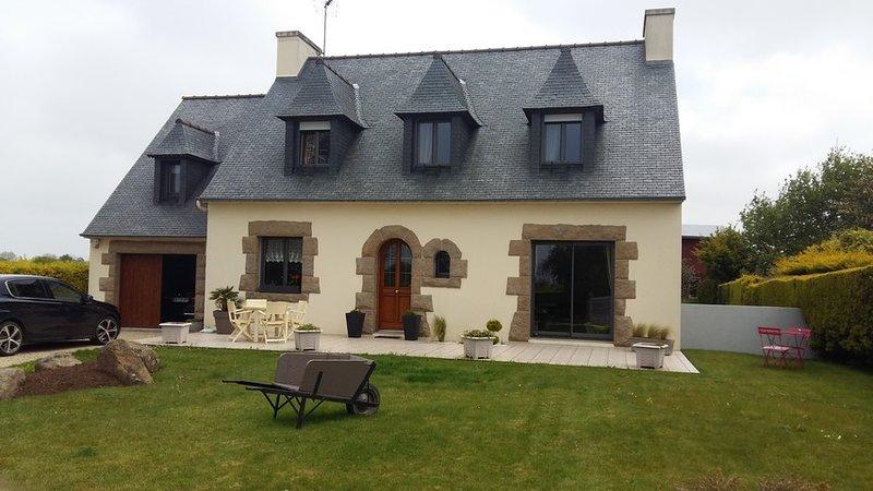 Location dans le Trégor, holiday rental in Treguier