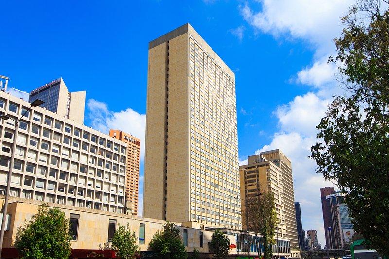 Tequendama Suites and Hotel, location de vacances à Choachi