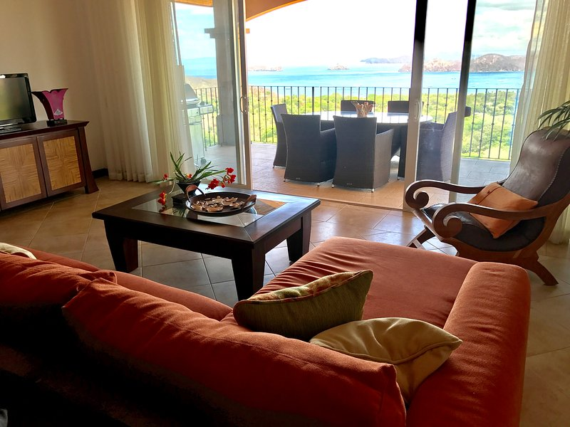 El Mirador,3bd/3bth penthouse with unparalleled views, casa vacanza a Coco