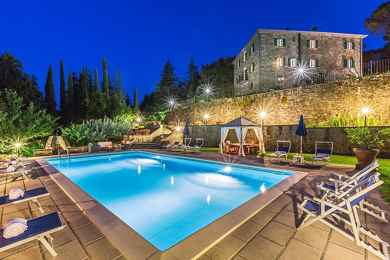 Villa Monterchi, holiday rental in Monterchi