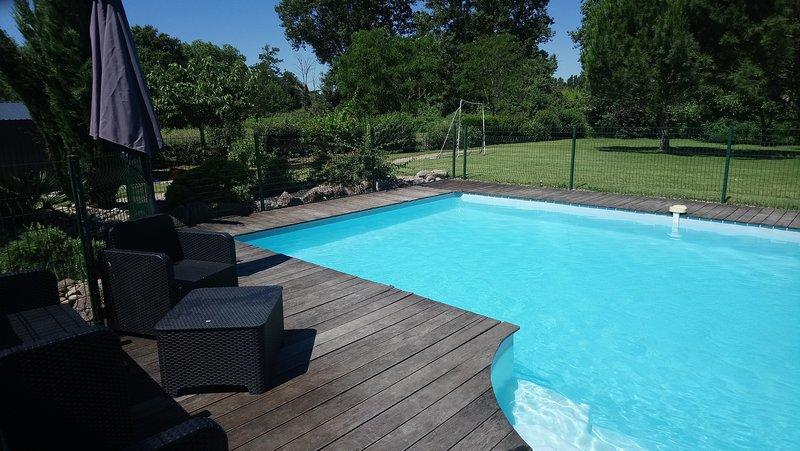 La Demeure du Lac, holiday rental in Beauzelle