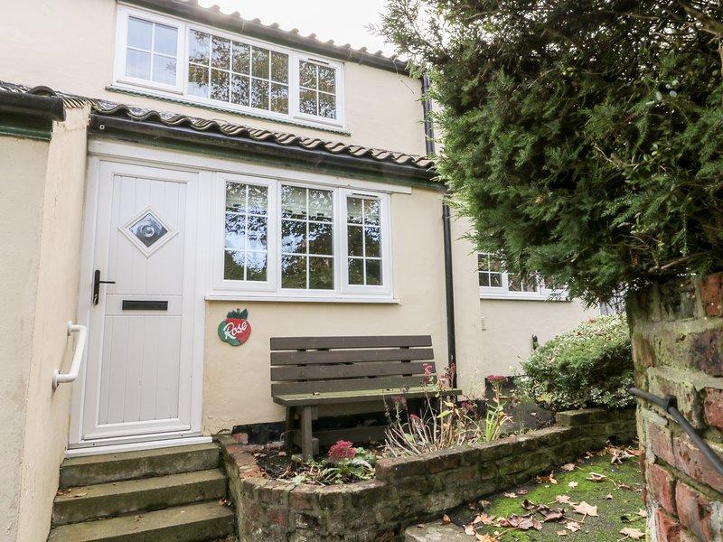 Rose, Hunmanby, vacation rental in Burton Fleming