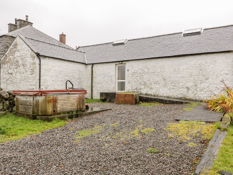 Shetland Cottages, Dalbeattie, holiday rental in Sandyhills