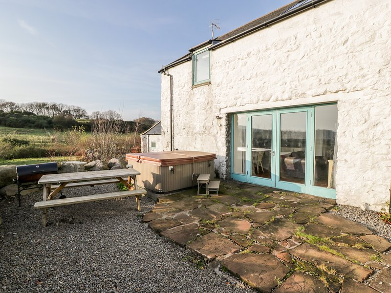 Lapwing Cottage, Dalbeattie, holiday rental in Sandyhills