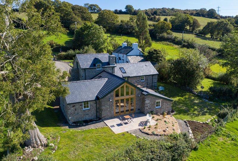 Bryn Mawr, holiday rental in Llanbedr-y-Cennin