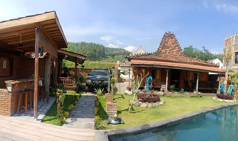 A Perfect Hideaway on the Mountains, alquiler vacacional en East Java