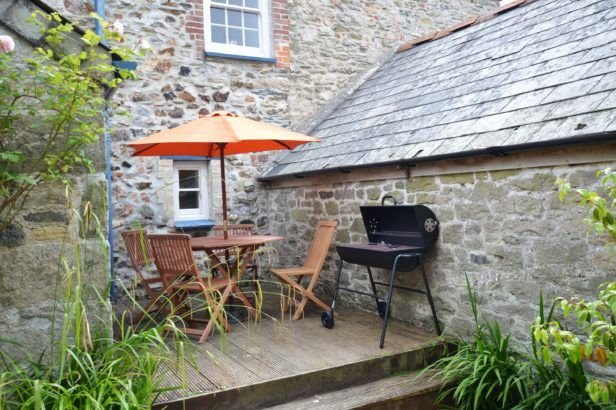 Waterwitch, holiday rental in Charlestown
