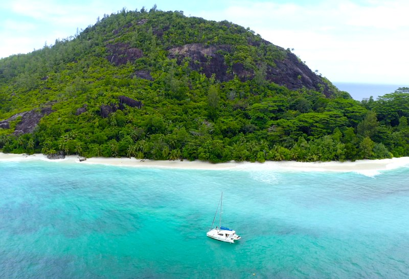 Calypso Private Yacht Charter Seychelles, holiday rental in Bel Ombre