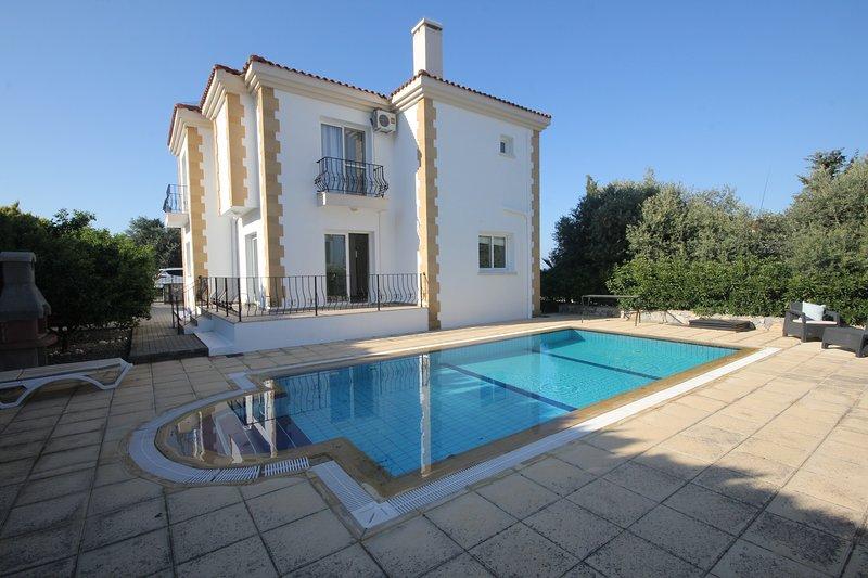 Olive Tree Villa, holiday rental in Kormakitis
