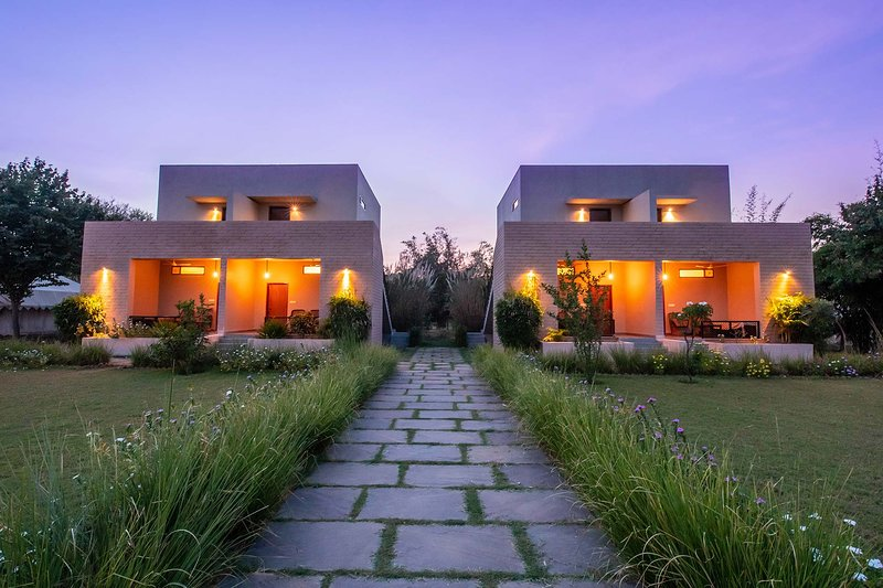 Machli - A wilderness home by Vista Rooms, holiday rental in Jaisalmer
