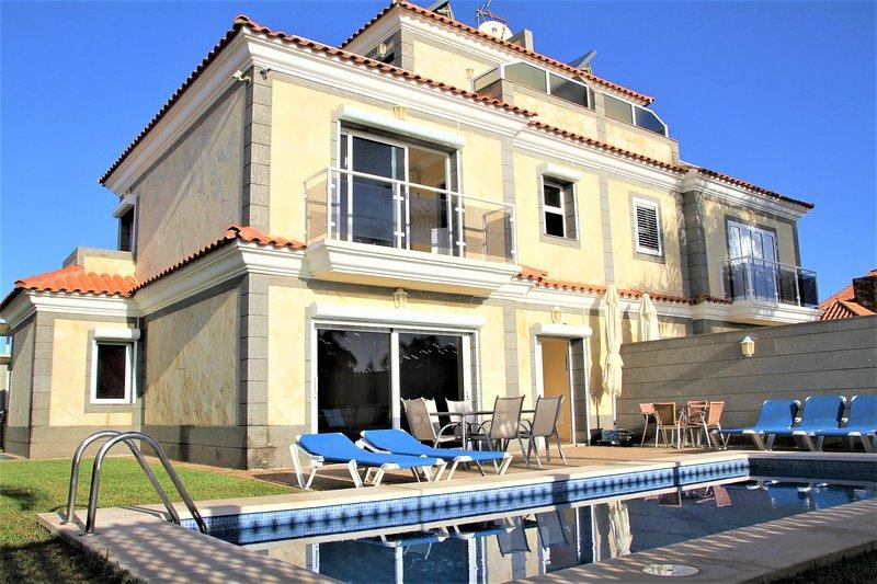 Villa Lovisi 7.1, vacation rental in Maspalomas