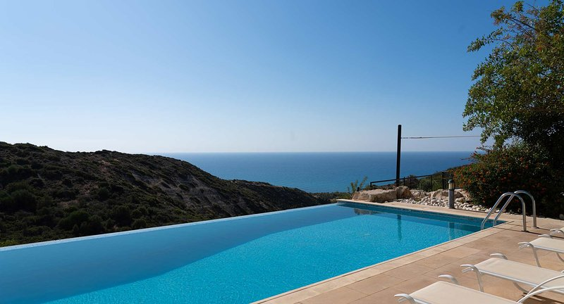 Villa TD02 - Arethusa, location de vacances à Kouklia