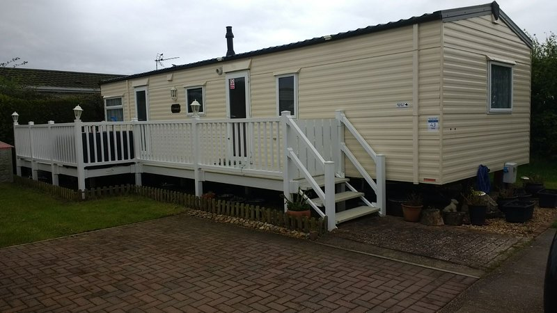 2 bedroom caravan Haying Island, location de vacances à Waterlooville