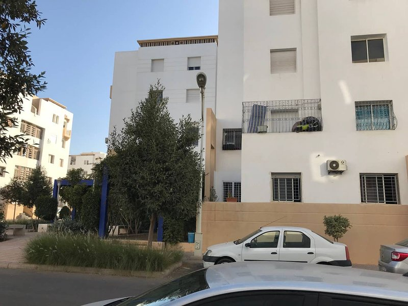Nice apt with terrace, vacation rental in Ait Melloul