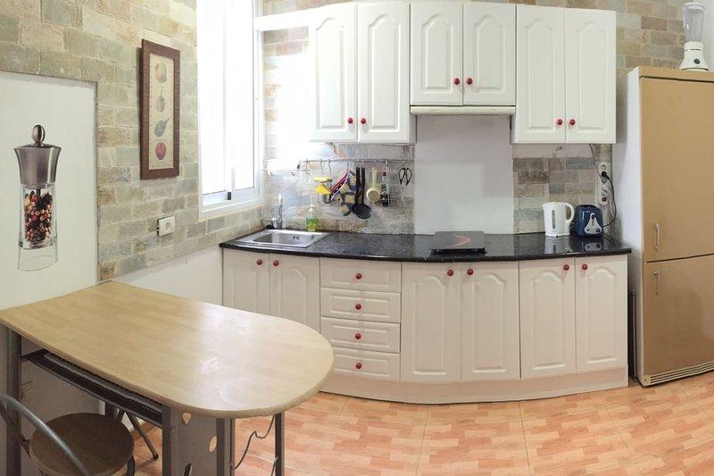 Beautiful apartment near the beach, holiday rental in Maria Jimenez