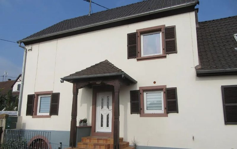 Beautiful house with garden & Wifi, holiday rental in Saverne