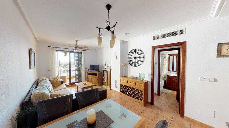 Casa Argudin - A Murcia Holiday Rentals Property, alquiler de vacaciones en San Cayetano
