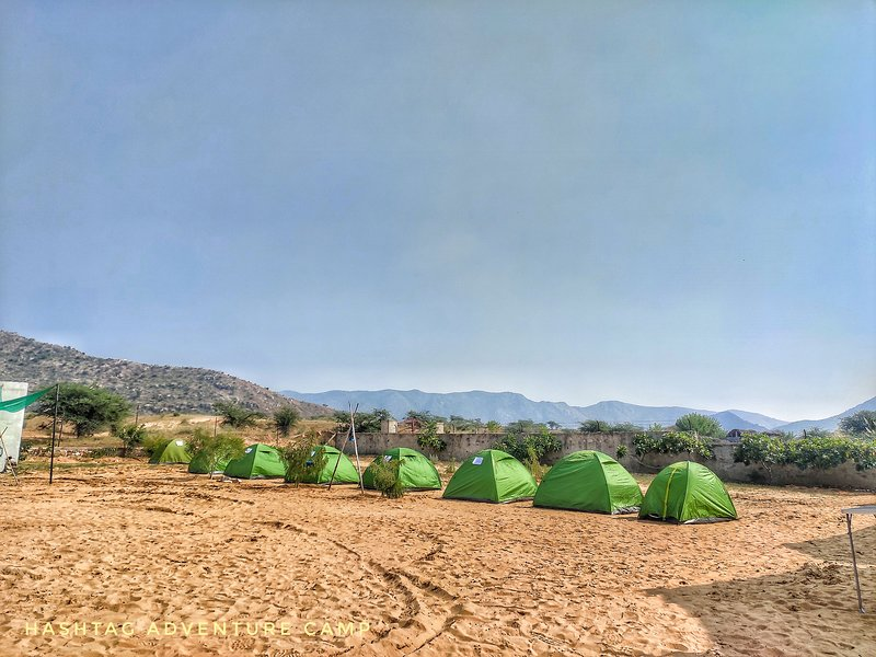 Adventure Camping With Camel Safari, holiday rental in Ajmer District