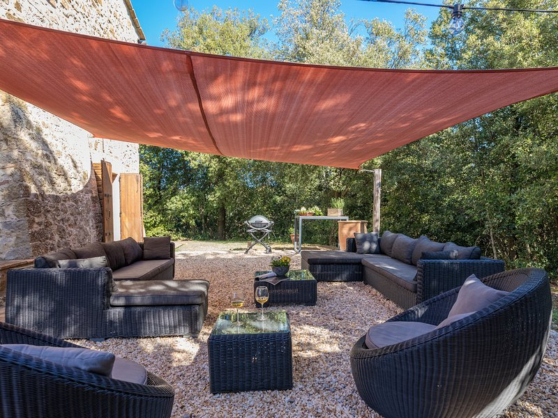 Casanova Pansarine Villa Sleeps 10 with Pool Air Con and WiFi - 5247802, location de vacances à Murlo