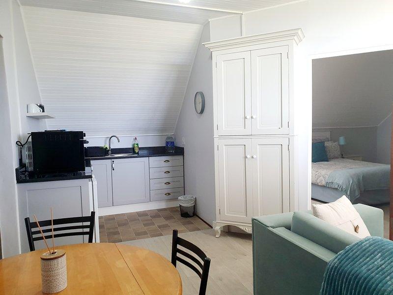 Stoneridge Loft apartment, holiday rental in Harkerville