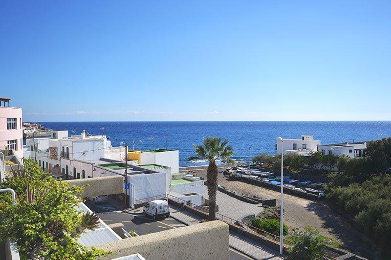 P01TF APPARTMENT WITH SEA VIEWS, vakantiewoning in Poris de Abona
