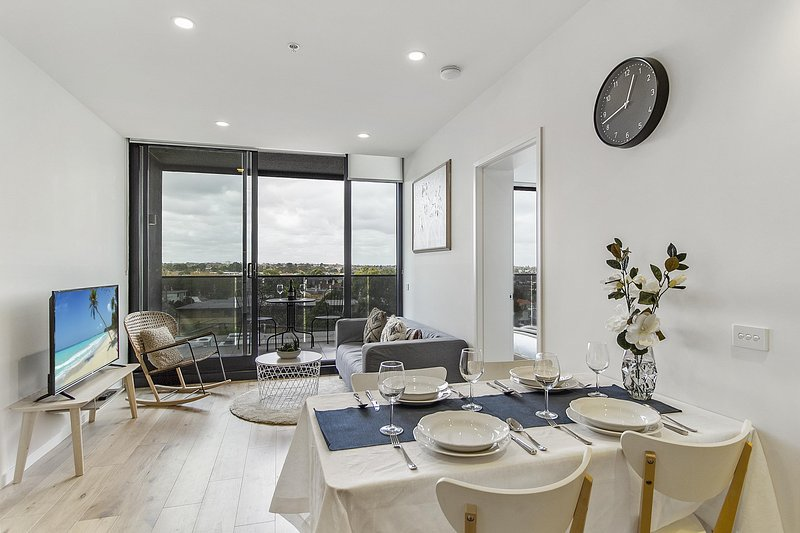 Cosy apartment walking distance from everything, location de vacances à Murrumbeena