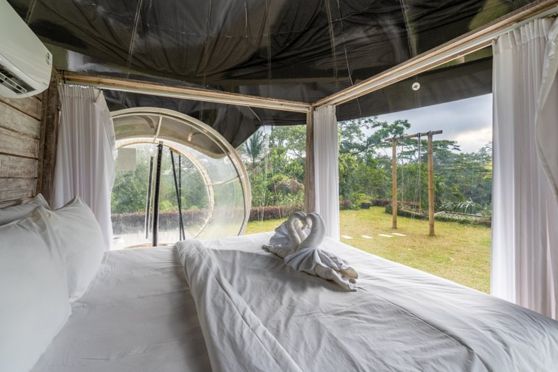 Bubble Hotel Ubud, holiday rental in Bangli