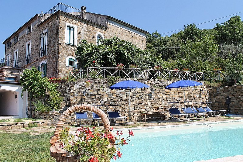 Villa Trotta, Ferienwohnung in San Mauro Cilento