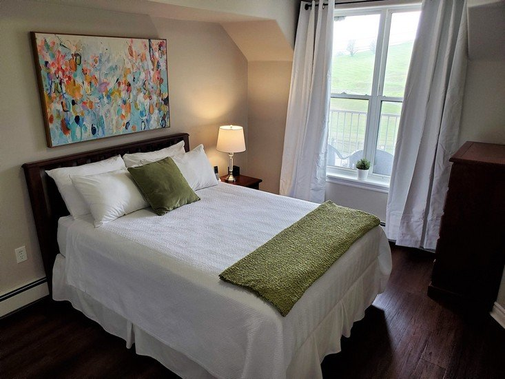 Corner Suite on Citadel Hill, holiday rental in Halifax