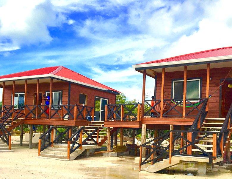 Private Island Sea to Table Experience King Beds Sleeps 8 – semesterbostad i Dangriga